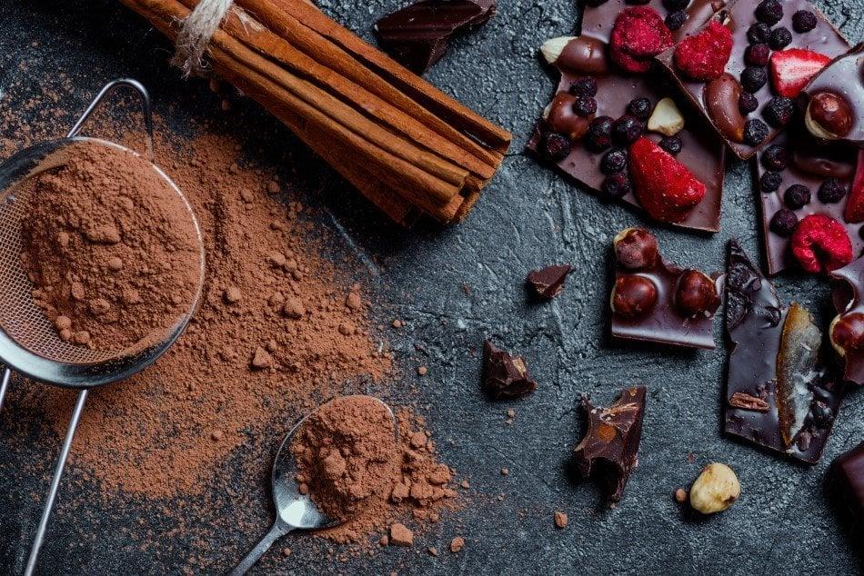 Chokoladeoplevelser